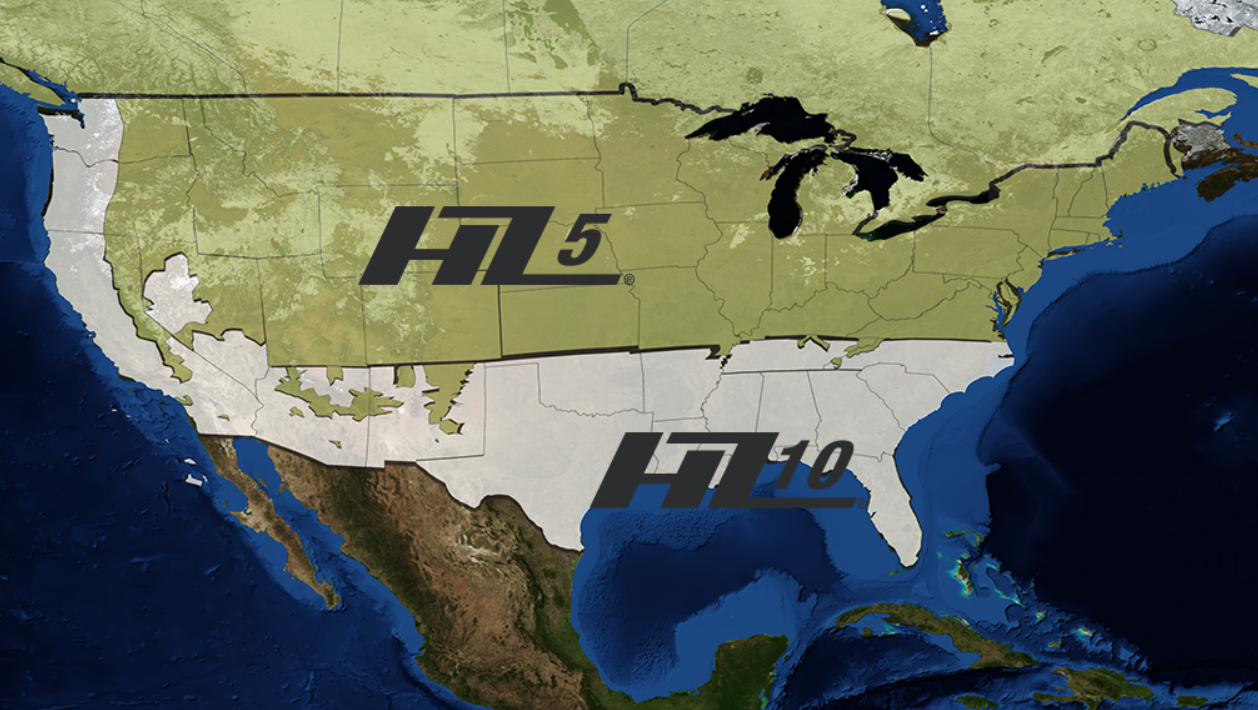 Hardie-Zone-System