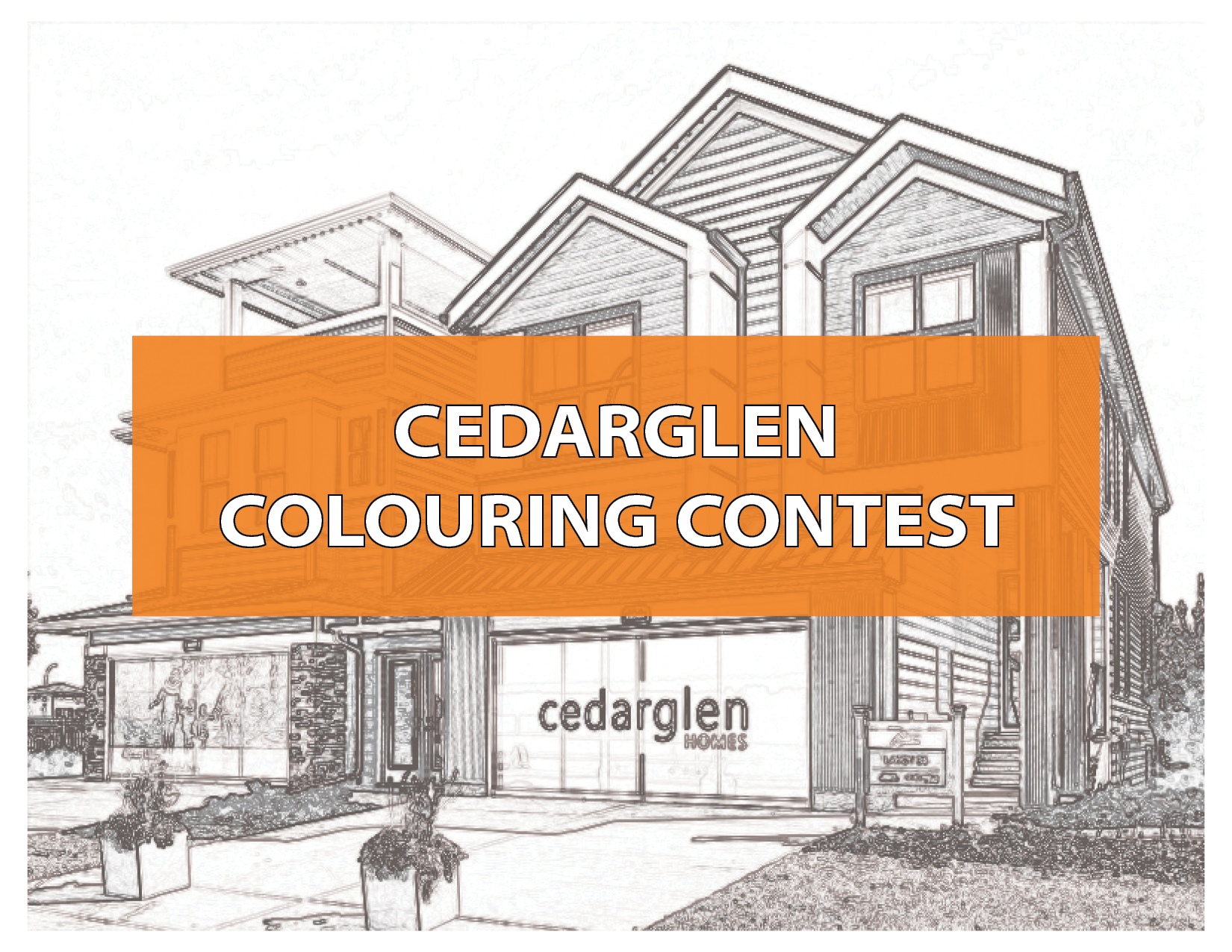 Cedarglen Colouring Contest