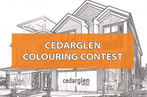 Cedarglen Colouring Contest