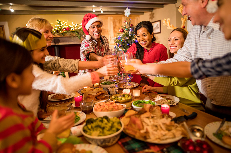 Stress-Free Holiday Parties