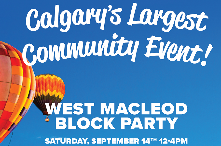 West Macleod Block Party in Belmont