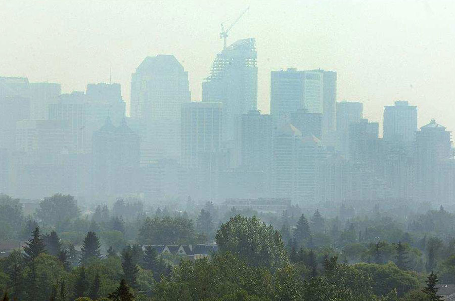 Special Air Quality Statement