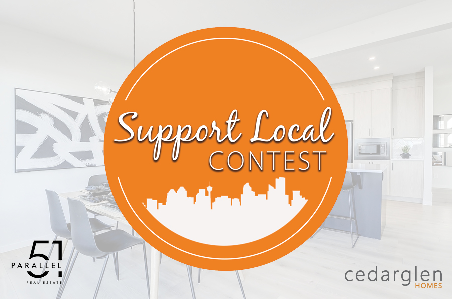 Support Local Contest